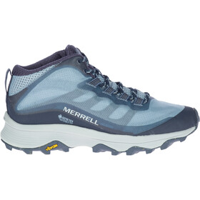 Merrell Moab Speed Mid GTX Shoes Women, navy